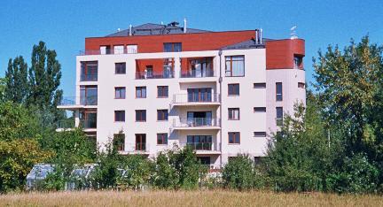 Jaśminowa, Warszawa