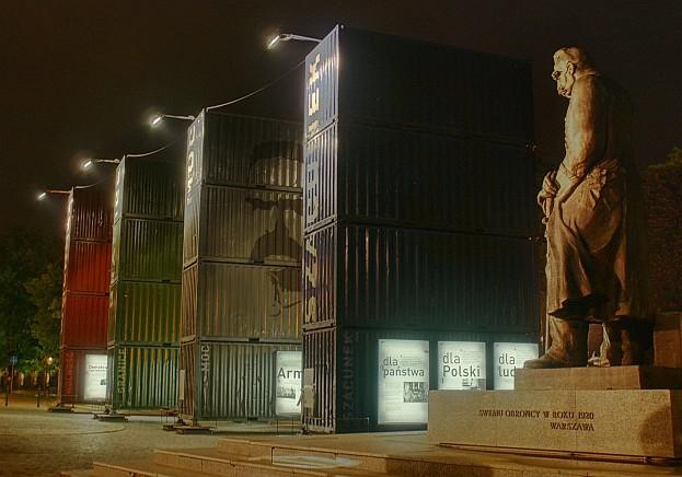 Wystawa z okazji 75. rocznicy śmierci marszałka Józefa Piłsudskiego